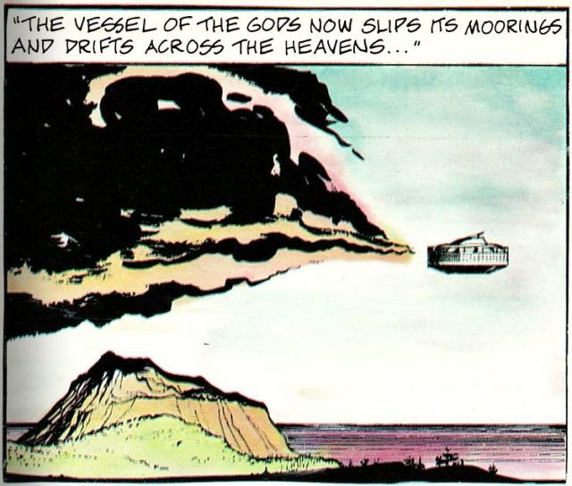 gods and moorings