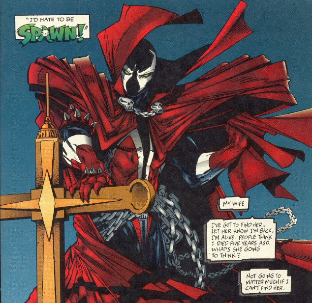 Some Preliminary Thoughts on Spawn | this cage is worms