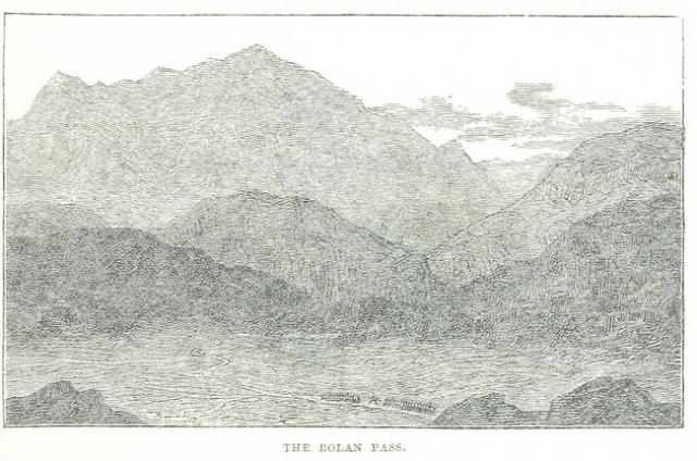 the bolan pass